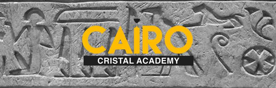 THE CAIRO CRISTAL ACADEMY IS BACK