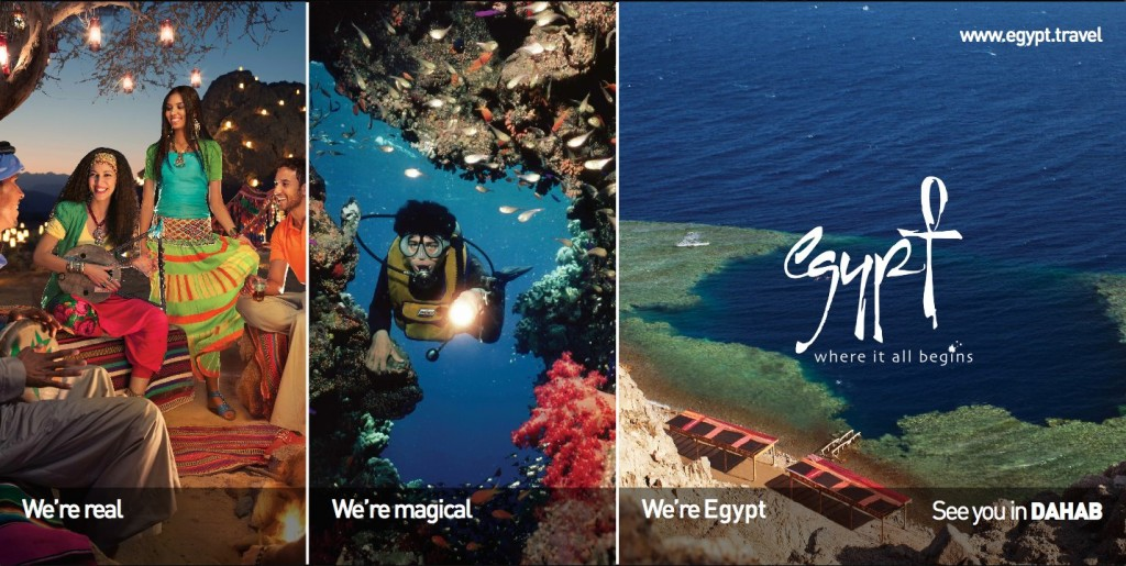 We are Egypt campaign