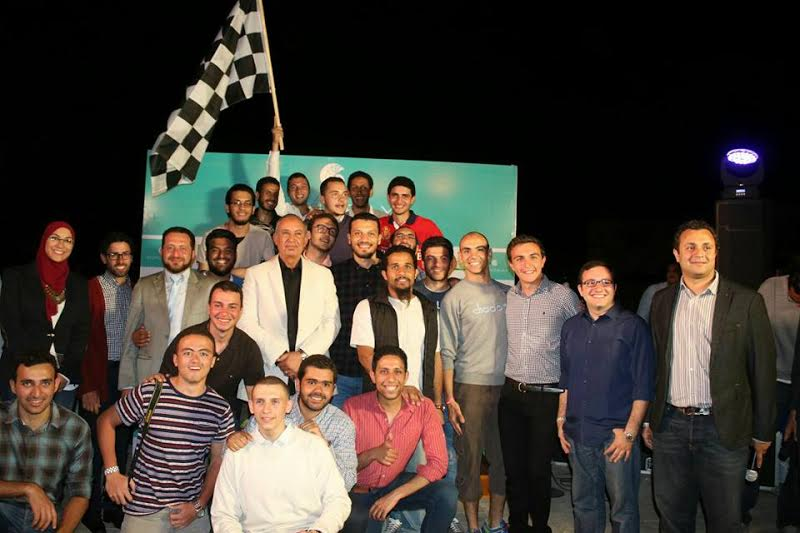Global Hybrid Electric Challenge at SomaBay winers