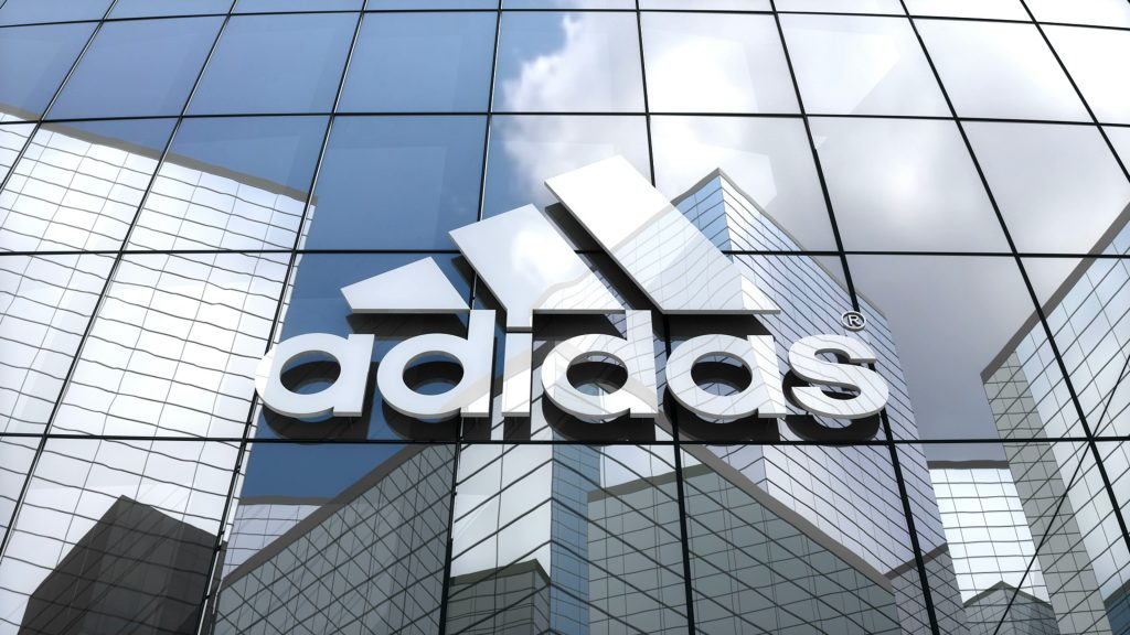 Adidas logo and brand transformations story