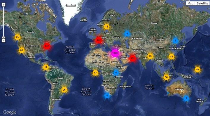 @Egypreneur Twitter Followers Worldwide