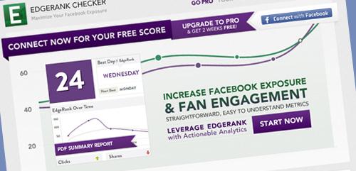 Facebook_EdgeRankChecker-Virality rate