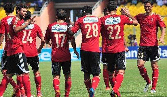 Al-Ahly-players-tshirt-sponsored-by-Juhayna