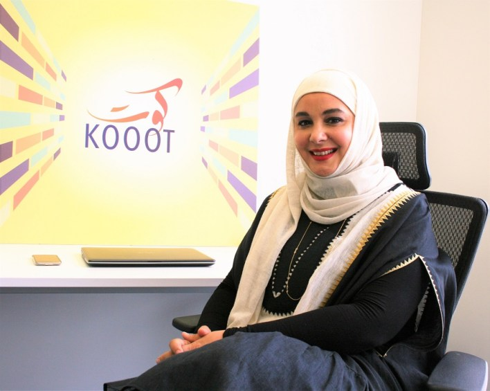 Luma Bourisly, KOOOT.com Founder and Vision Creator