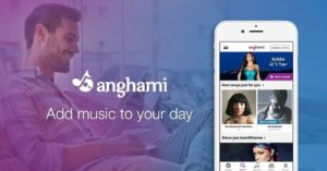Anghami - Add music to your day