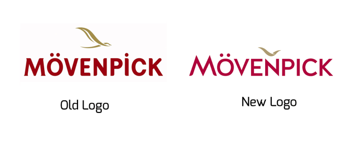 Movenpick New Logo vs Old Logo