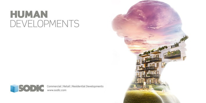 SODIC's New Outdoor Corporate Campaign by Ghada Wali
