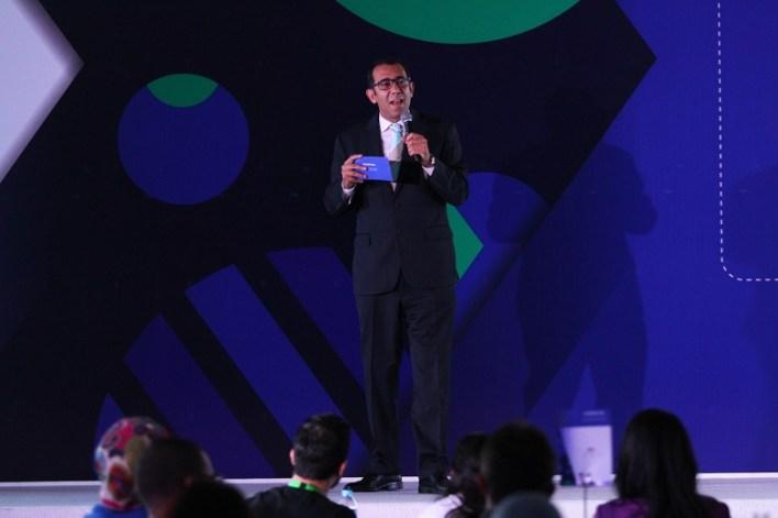 Wael El Fakharany speech in Narrative PR Summit