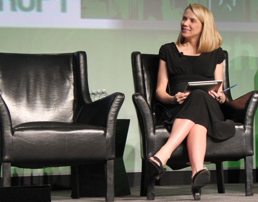 Marissa Mayer CEO of Yahoo!