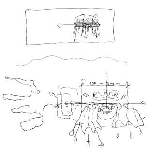 Nalanda University Masterplan Drawings. 01