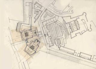 Proposal for the Waterfront, Crotone, Italy [Venice Biennale 2006]. 05