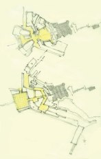 Proposal for the Waterfront, Crotone, Italy [Venice Biennale 2006]. 04