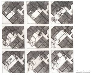 Page showing evolution of Aranya.