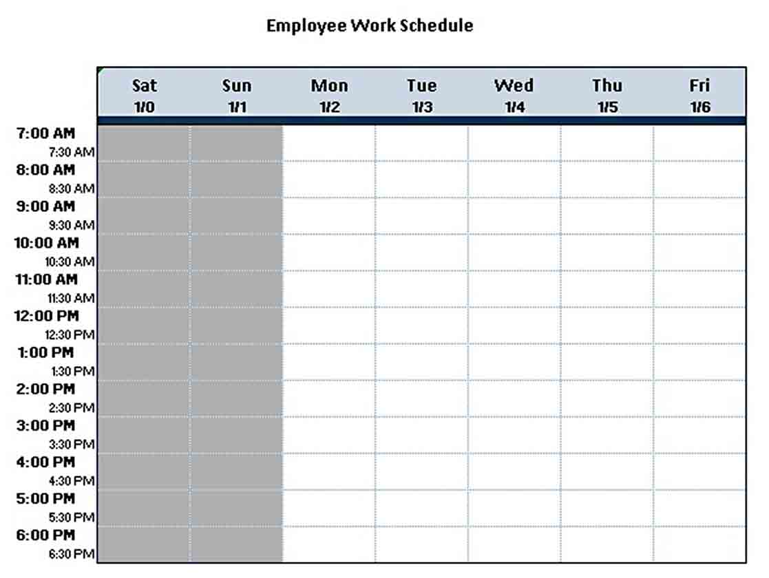 Moreover, employee work schedules are also based on the … Shift Schedule Template Think Moldova