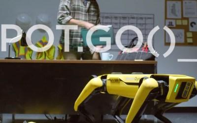AdWatch: Boston Dynamics | Spot Launch
