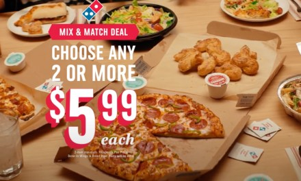 AdWatch: Domino's Pizza | Peace Of Mind