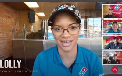 AdWatch: Domino's Pizza | We're Hiring