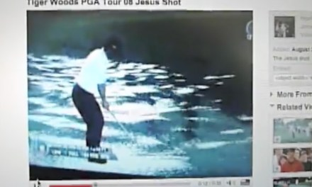 AdWatch: EA SPORTS | Tiger Woods 09 – Walk On Water