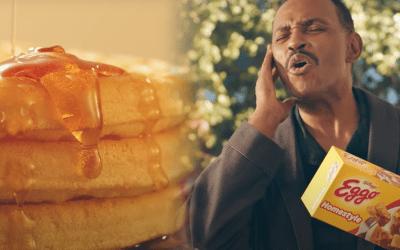 AdWatch: Eggo Waffles | L'Eggo With Eggo Anthem