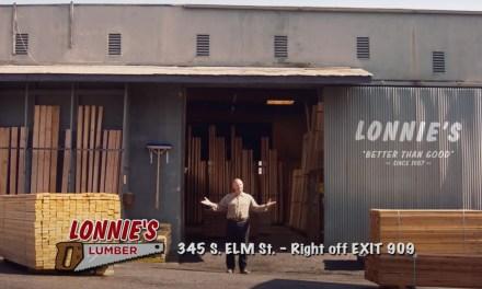 AdWatch: GEICO | Lumber Yard