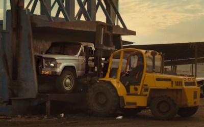 AdWatch: Jeep | Big Game Blitz – Crusher
