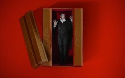 AdWatch: KitKat | Vampire Alarm Clock