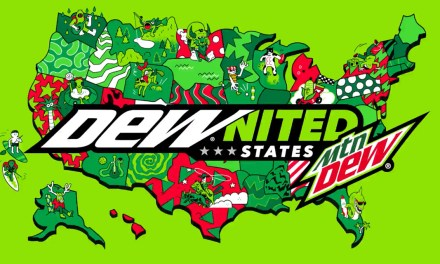 AdWatch: Mtn Dew | DEWnited States Collection