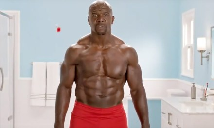 AdWatch: Old Spice | Smell Is Power – Man Hunt