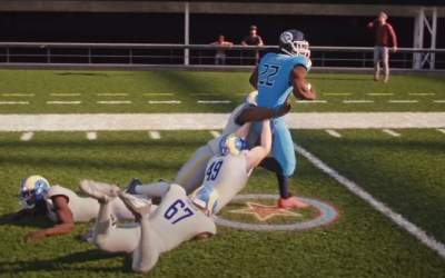 AdWatch: Old Spice | Unstoppable Derrick Henry
