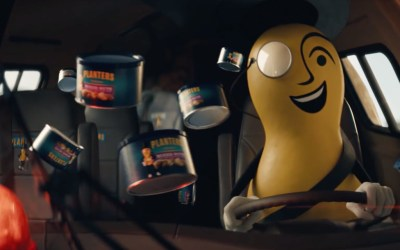 AdWatch: Planters | Mr. Peanut is Always There in Crunch Time