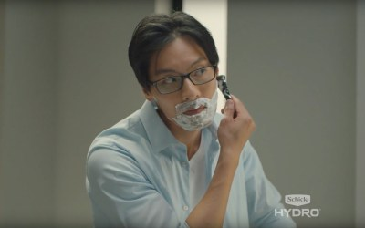 AdWatch: Schick Hydro | The Man I Am – ZU-nA