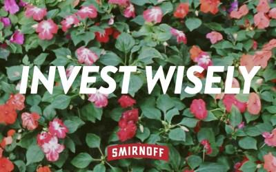 AdWatch: Smirnoff | Invest Wisely