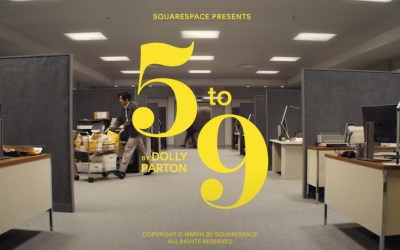 AdWatch: Squarespace | 5 to 9 by Dolly Parton