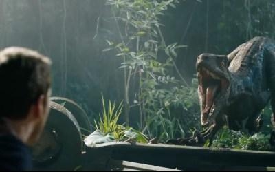 AdWatch: Universal Pictures | Jurassic Park: Fallen Kingdom