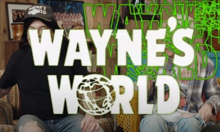 AdWatch: Uber Eats | Wayne's World – Wayne and Garth are Back