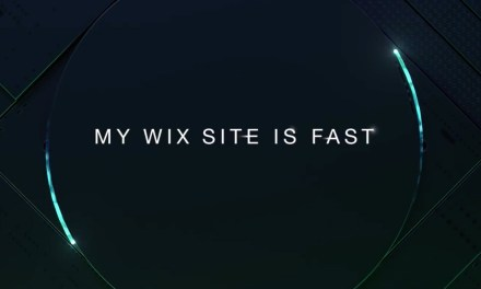 AdWatch: Wix   The Fastest Wix Sites Ever
