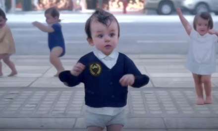 AdWatch: Evian | Baby and Me