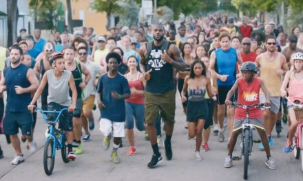 AdWatch: Nike   Training Day