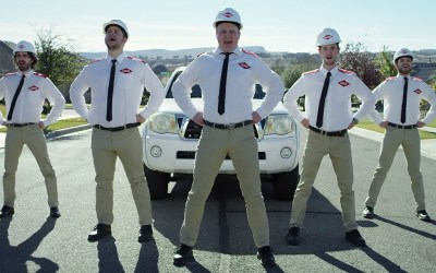 AdWatch: Orkin   Pests Do Not Mess With The Orkin Man