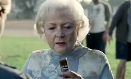 AdWatch: Snickers | Betty White