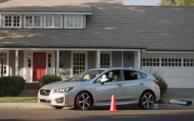 AdWatch: Subaru   The Barkleys – Driving Lesson