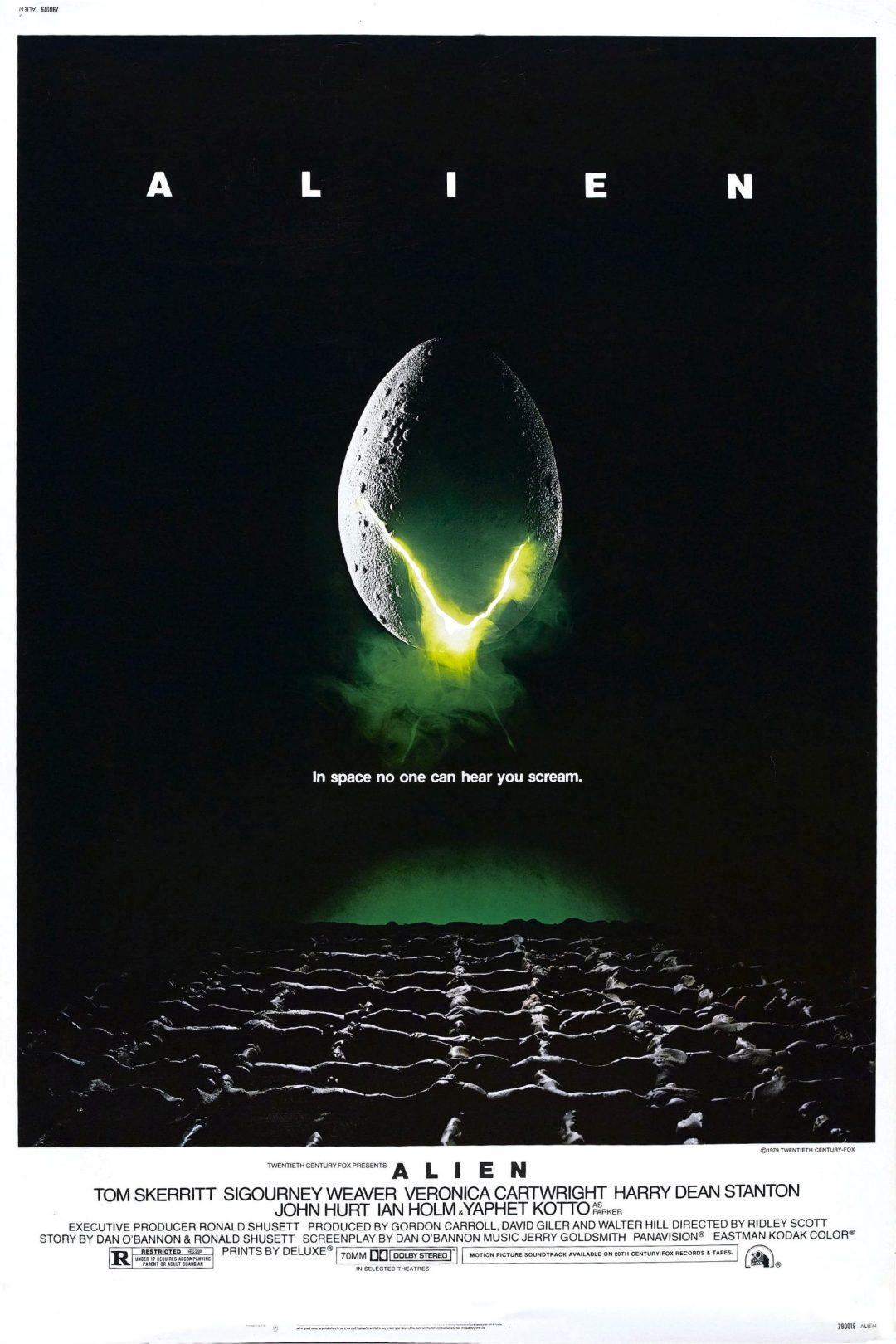 Alien 1979 Movie Poster