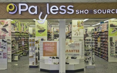 Payless Becomes Zombie Footwear (Dead But Still Alive)