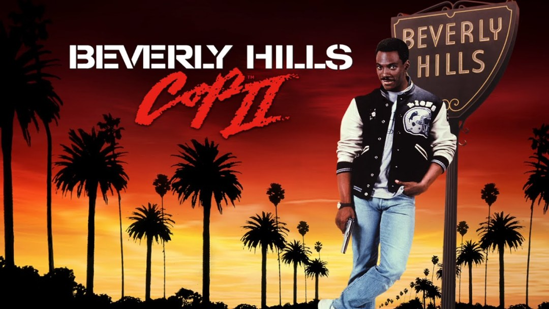Beverly Hills Cop 2 Topped Summer 1987