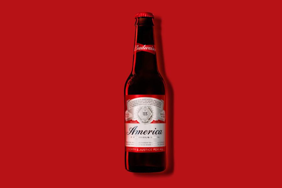 Budweiser America Marketing Campaign