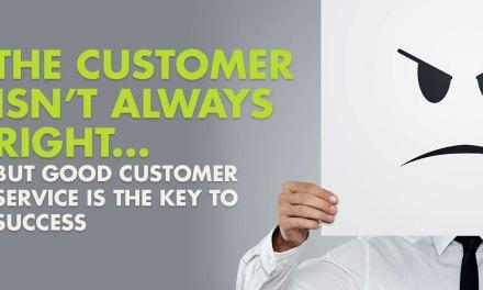 Customer Service: It's Not Just Good Business, It's Good Branding