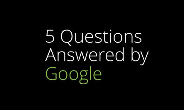 5 Questions Answered by the Google VP of Small Business Marketing