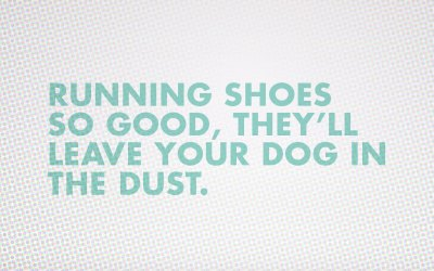 Saucony Makes You Faster than Your Dog