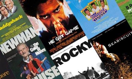 50 All-Time Greatest Sports Movie Marketing Taglines