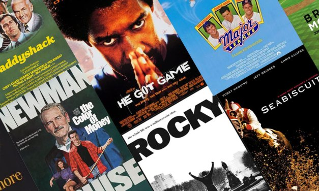50 All-Time Greatest Sports Movie Marketing Taglines